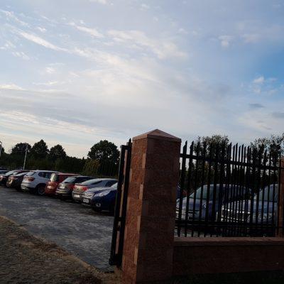 Parking Długoterminowy Modlin P24